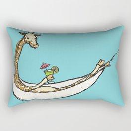 Giraffe Hammock Rectangular Pillow