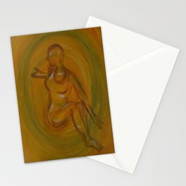 Mystic Yoga Stationery Cards