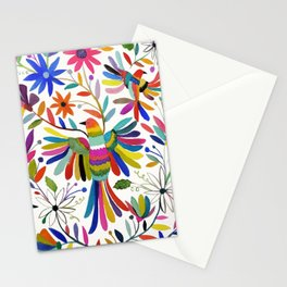 otomi bird Stationery Cards