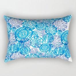 Microorganisms Rectangular Pillow