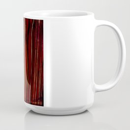 LINE AND WORDS -1 in color Coffee Mug