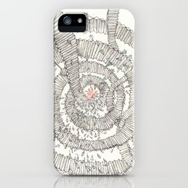 Santa is coming!!! iPhone Case