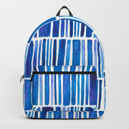 Blue Vibes Backpack