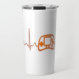 Video games Travel Mug