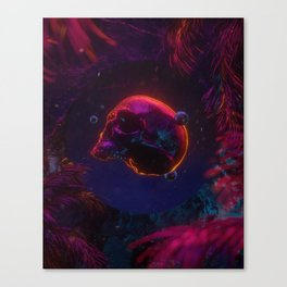 Hallow Canvas Print