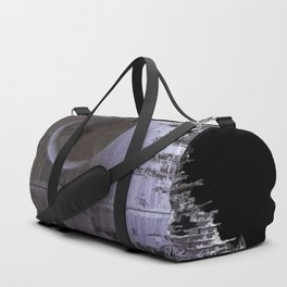 Black death Duffle Bag