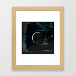 Kosmos-76: New World Soldiers Framed Art Print