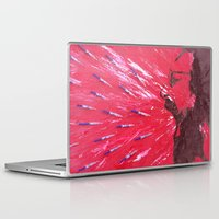 pain Laptop & iPad Skins featuring Pain by C-ARTon