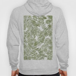 Areca Palm Pattern Hoody