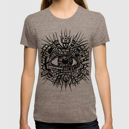 ALL-SEEING DEITY - EYE OF PROVIDENCE T-shirt
