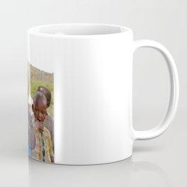 Maasai Children Coffee Mug