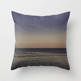 Wadden sea by Horumersiel-Schillig ( Northsea ) Throw Pillow