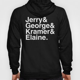 Seinfeld Jetset Hoody