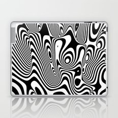 Trippy Background Laptop & iPad Skin