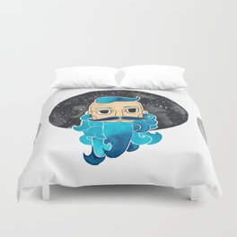 GENTLEMAN Duvet Cover