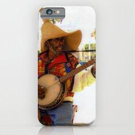 jamaica singer iPhone Case