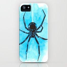 Diamond spider iPhone Case