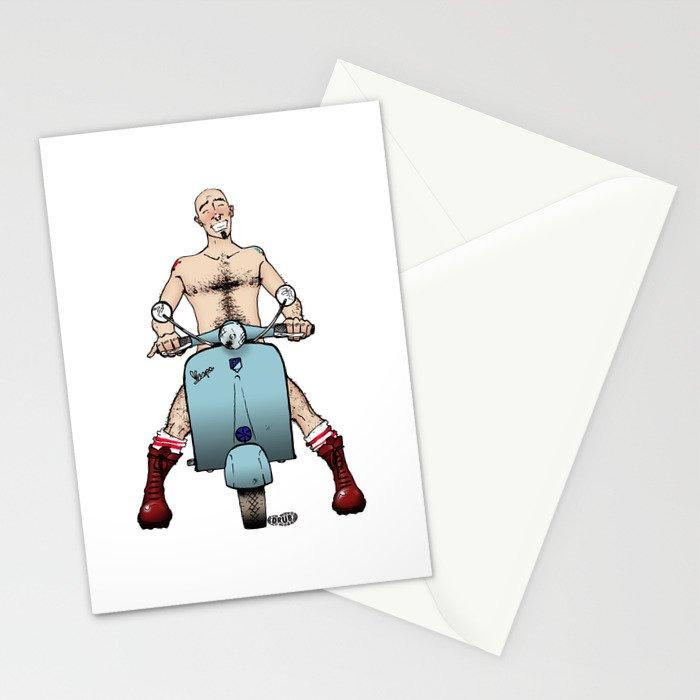 Vespa Obsession Stationery Cards