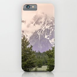 Grand Teton National Park - Wanderlust Adventure iPhone Case