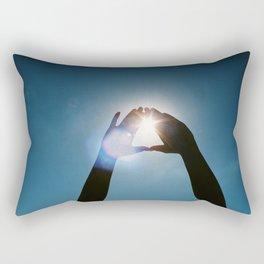 Delta, Rectangular Pillow