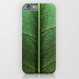 Leafy Green iPhone Case