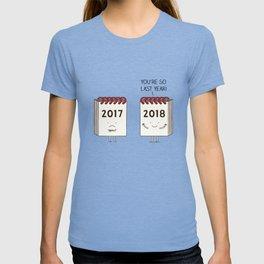 so last year... T-shirt
