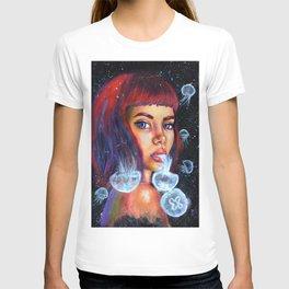 Sketch Jellyfish T-shirt