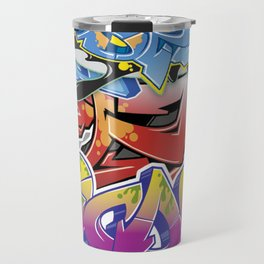 Graff Montage Travel Mug