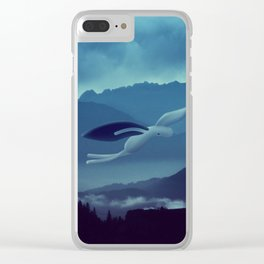 v o l a n t e Clear iPhone Case