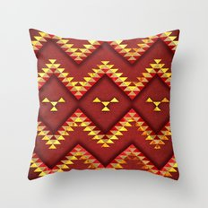 3 Thunderbirds Throw Pillow