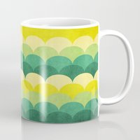 scales Mugs featuring Scales by Arcturus