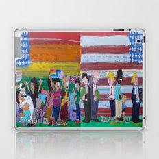 United We Stand Divided We Fall 12: Together Laptop & iPad Skin