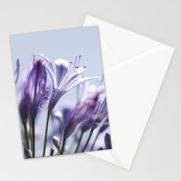 feeling blue Stationery Cards