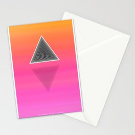 Doors of perception series 1 Stationery Cards
