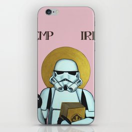 """EMPIRE"" - Star Wars, Stormtrooper iPhone Skin"