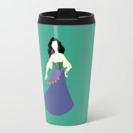 Esmeralda from The Hunchback of Notre-Dame Travel Mug