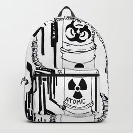 Toxic Backpack