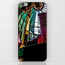 Lighthouse prisms iPhone Skin
