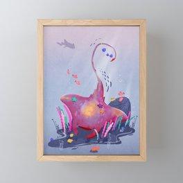 Sea Solace Framed Mini Art Print
