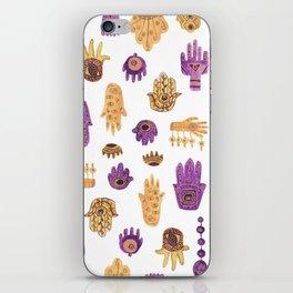 Hamsa Hamsa Hamsa iPhone Skin