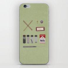 X Files v2 iPhone Skin