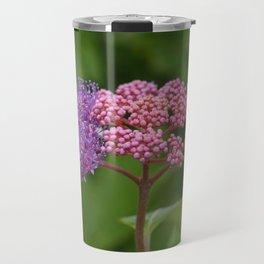 Hydrangea aspera 'Rocklon' 2 Travel Mug