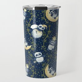 Sh, Sh, Panda Is Sleeping Travel Mug
