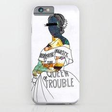 A P S queen iPhone 6s Slim Case