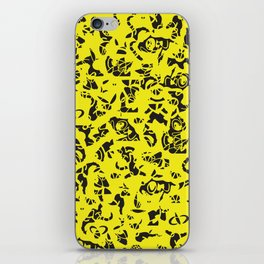 antipodes iPhone Skin