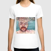 watercolour T-shirts featuring Watercolour by Jose Manuel Hortelano-Pi