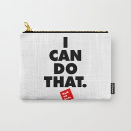 BEST SPORT TSHIRT EVER. Carry-All Pouch