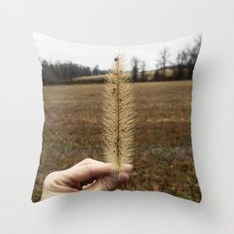 Woolverton Throw Pillow