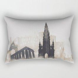 Edinburgh Sketchy Rectangular Pillow