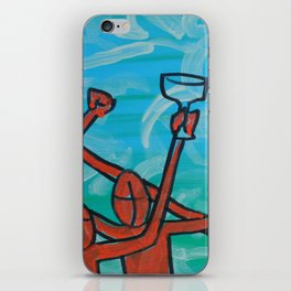 To Arms iPhone Skin